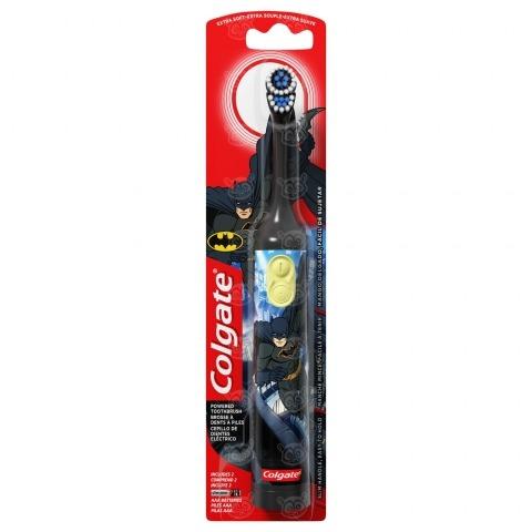 Детская электрическая зубная щетка Colgate 'Бэтмен' Костанай, Атырау, Павлодар, Актобе, Петропавловск купить в магазине игрушек LEMUR.KZ
