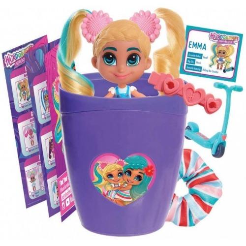 Кукла-сюрприз Hairdorables - младшие сестренки Уральск, Жезказган, Кызылорда, Талдыкорган, Экибастуз купить в магазине игрушек LEMUR.KZ