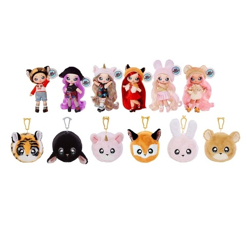Кукла Na! Na! Na! Surprise (1 серия) Алматы, Астана, Шымкент, Караганда купить в магазине игрушек LEMUR.KZ