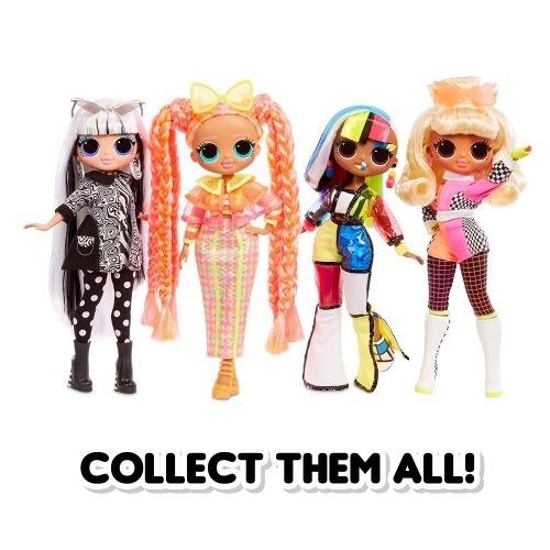 Кукла L.O.L. Surprise! O.M.G. Энглс Angles Светится в темноте Алматы, Астана, Шымкент, Караганда купить в магазине игрушек LEMUR.KZ