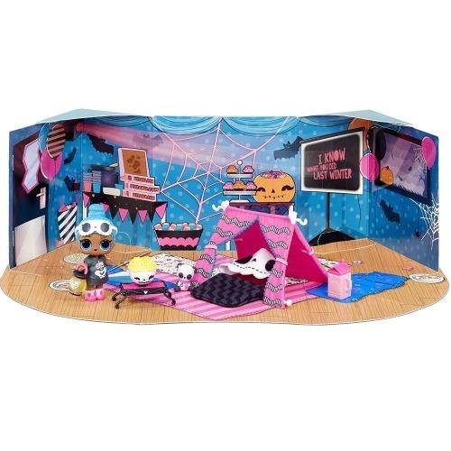 Набор мебели L.O.L. Surprise! Палатка с куклой Sleepy Bones Усть Каменогорск, Актау, Кокшетау, Семей, Тараз купить в магазине игрушек LEMUR.KZ