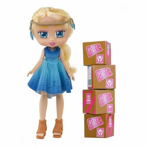 Куклы с сюрпризами Boxy Girls Willa Костанай, Атырау, Павлодар, Актобе, Петропавловск купить в магазине игрушек LEMUR.KZ