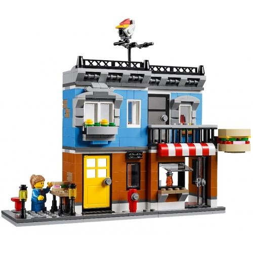 LEGO: Магазинчик на углу Костанай, Атырау, Павлодар, Актобе, Петропавловск купить в магазине игрушек LEMUR.KZ