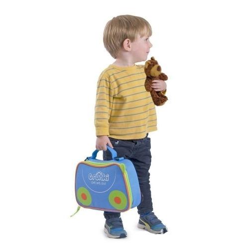Сумка-холодильник, голубая Trunki Костанай, Атырау, Павлодар, Актобе, Петропавловск купить в магазине игрушек LEMUR.KZ