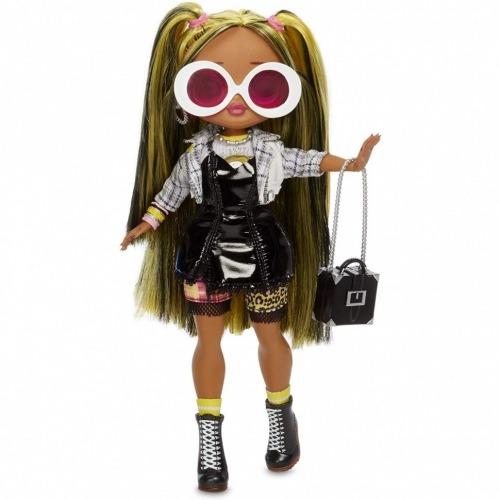 Большая фешн кукла L.O.L. Surprise! O.M.G. Grrrl Костанай, Атырау, Павлодар, Актобе, Петропавловск купить в магазине игрушек LEMUR.KZ