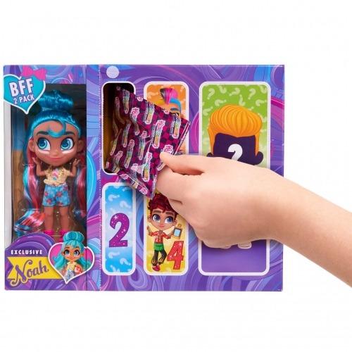 Кукла-сюрприз Hairdorables - мальчики Усть Каменогорск, Актау, Кокшетау, Семей, Тараз купить в магазине игрушек LEMUR.KZ