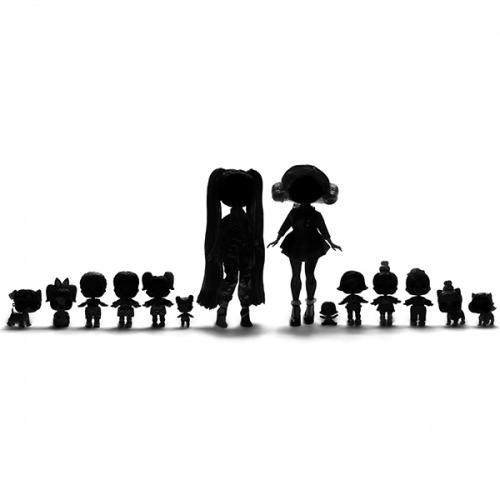 L.O.L. Surprise! Набор 'Удивительный Сюрприз', 14 кукол Усть Каменогорск, Актау, Кокшетау, Семей, Тараз купить в магазине игрушек LEMUR.KZ