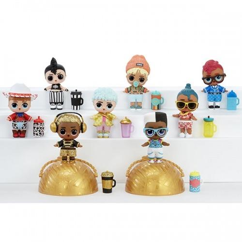 Кукла LOL Surprise 'Мальчики' Алматы, Астана, Шымкент, Караганда купить в магазине игрушек LEMUR.KZ