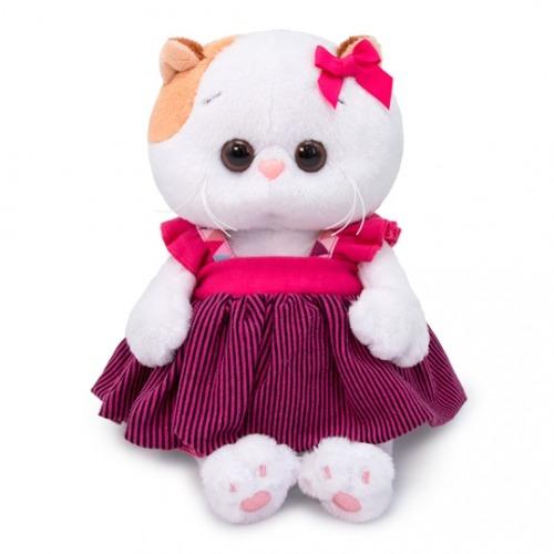 Мягкая игрушка Кошечка Ли-Ли Baby в сарафане Усть Каменогорск, Актау, Кокшетау, Семей, Тараз купить в магазине игрушек LEMUR.KZ