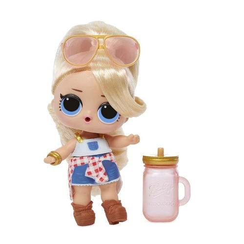 Кукла LOL Surprise Капсула Hairgoals 5 серия - 2 волна (оригинал) Алматы, Астана, Шымкент, Караганда купить в магазине игрушек LEMUR.KZ