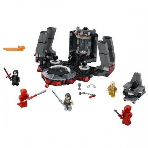 LEGO: Тронный зал Сноука Усть Каменогорск, Актау, Кокшетау, Семей, Тараз купить в магазине игрушек LEMUR.KZ