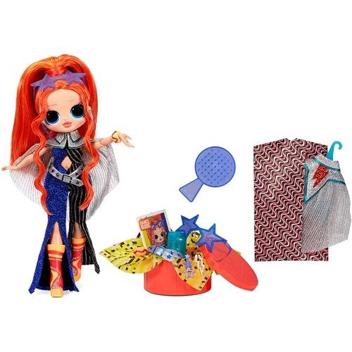 Кукла L.O.L. Surprise! OMG Dance Dance Dance Major Lady Алматы, Астана, Шымкент, Караганда купить в магазине игрушек LEMUR.KZ