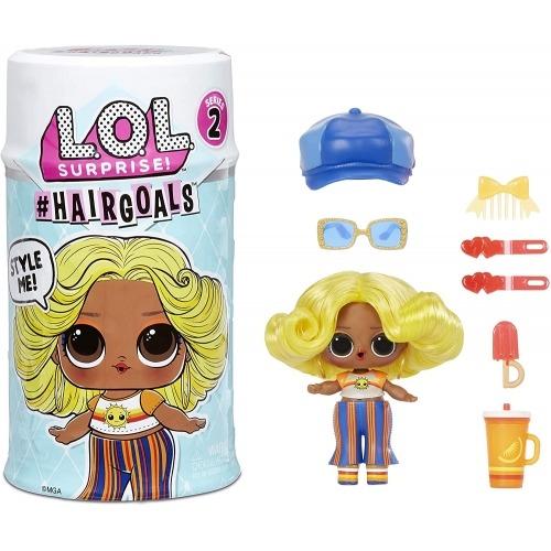 Кукла LOL Surprise Капсула Hairgoals 2 серия Усть Каменогорск, Актау, Кокшетау, Семей, Тараз купить в магазине игрушек LEMUR.KZ