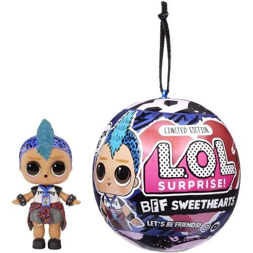 Кукла L.O.L. Surprise! Sweethearts Punk мальчик Алматы, Астана, Шымкент, Караганда купить в магазине игрушек LEMUR.KZ