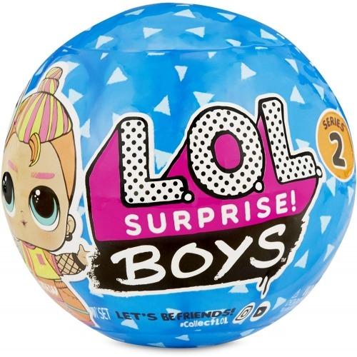 L.O.L. Surprise! Мальчики - 2 серия Алматы, Астана, Шымкент, Караганда купить в магазине игрушек LEMUR.KZ