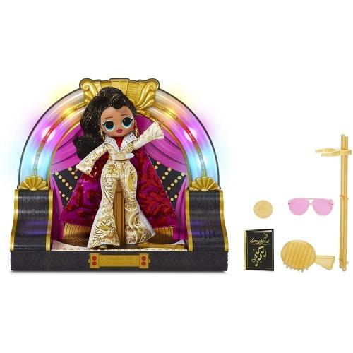 Коллекционная кукла L.O.L. Surprise! O.M.G. Remix 2020 Jukebox B.B Костанай, Атырау, Павлодар, Актобе, Петропавловск купить в магазине игрушек LEMUR.KZ