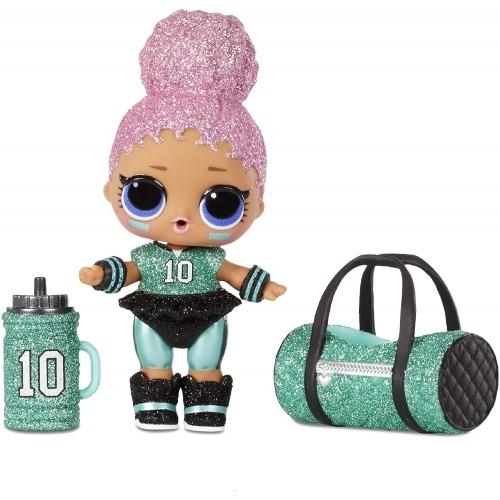 Кукла L.O.L. Surprise! Блестящая из бейсбольной команды 3 серия Алматы, Астана, Шымкент, Караганда купить в магазине игрушек LEMUR.KZ