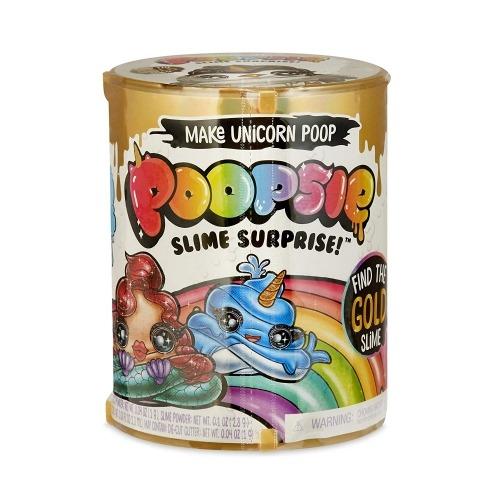 Капсула Poopsie Slime Surprise Золотая (оригинал) Алматы, Астана, Шымкент, Караганда купить в магазине игрушек LEMUR.KZ