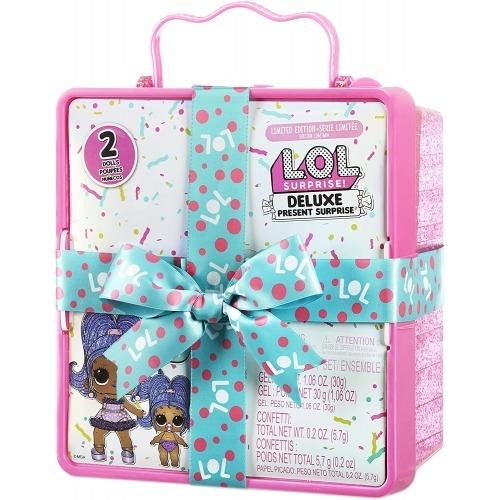 Кукла L.O.L. Surprise! Роскошный подарок 2 серия (розовый) Алматы, Астана, Шымкент, Караганда купить в магазине игрушек LEMUR.KZ