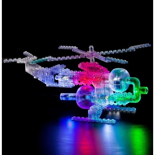 Laser Pegs: Набор 8 в 1. Вертолет Усть Каменогорск, Актау, Кокшетау, Семей, Тараз купить в магазине игрушек LEMUR.KZ