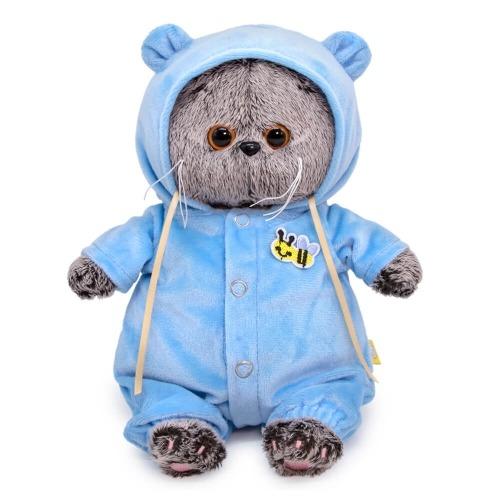 Мягкая игрушка Басик Baby в спальном комбинезоне Уральск, Жезказган, Кызылорда, Талдыкорган, Экибастуз купить в магазине игрушек LEMUR.KZ