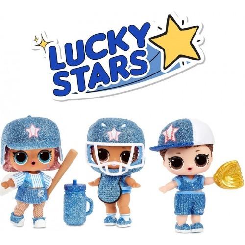 Кукла L.O.L. Surprise! Блестящая из бейсбольной команды Алматы, Астана, Шымкент, Караганда купить в магазине игрушек LEMUR.KZ