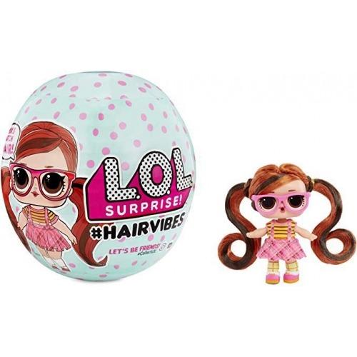 L.O.L. Surprise! #Hairvibes Куклы с париками Алматы, Астана, Шымкент, Караганда купить в магазине игрушек LEMUR.KZ