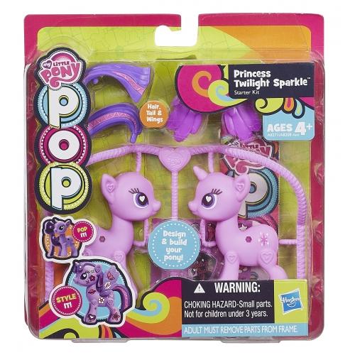 Набор My Little Pony Аметист Стар 'Создай свою пони' Алматы, Астана, Шымкент, Караганда купить в магазине игрушек LEMUR.KZ
