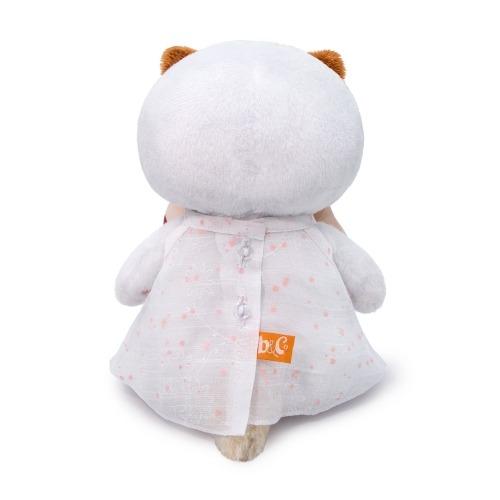 Мягкая игрушка Кошечка Ли-Ли Baby в платье с бантом Уральск, Жезказган, Кызылорда, Талдыкорган, Экибастуз купить в магазине игрушек LEMUR.KZ
