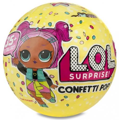 Кукла LOL Surprise 3 сезон 'Конфетти' (оригинал) Алматы, Астана, Шымкент, Караганда купить в магазине игрушек LEMUR.KZ