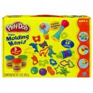Игровой Play-Doh 'Супер-мания' Усть Каменогорск, Актау, Кокшетау, Семей, Тараз купить в магазине игрушек LEMUR.KZ