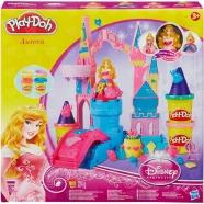 Игровой Play-Doh 'Чудесный замок Авроры' Уральск, Жезказган, Кызылорда, Талдыкорган, Экибастуз купить в магазине игрушек LEMUR.KZ