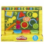 Игровой Play-Doh 'Учимся считать' Усть Каменогорск, Актау, Кокшетау, Семей, Тараз купить в магазине игрушек LEMUR.KZ