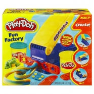 Игровой Play-Doh 'Веселая Фабрика' Костанай, Атырау, Павлодар, Актобе, Петропавловск купить в магазине игрушек LEMUR.KZ