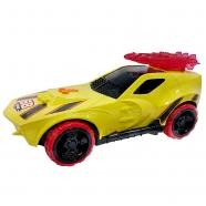 Машинка Hot Wheels на бат. свет+звук жёлтая 27 см Костанай, Атырау, Павлодар, Актобе, Петропавловск купить в магазине игрушек LEMUR.KZ