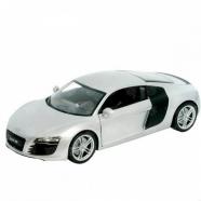 Welly модель машины 1:34-39 Audi R8 Усть Каменогорск, Актау, Кокшетау, Семей, Тараз купить в магазине игрушек LEMUR.KZ