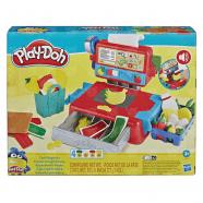 Игровой набор Play-Doh 'Касса' Костанай, Атырау, Павлодар, Актобе, Петропавловск купить в магазине игрушек LEMUR.KZ