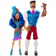 Monster High Комик Кон 2016 Робека Стим и Хексика Стим Алматы, Астана, Шымкент, Караганда купить в магазине игрушек LEMUR.KZ