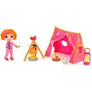 Кукла Lalaloopsy Интерьер, Пикник Алматы, Астана, Шымкент, Караганда купить в магазине игрушек LEMUR.KZ