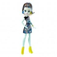 Monster High Фрэнки Штейн Бюджетная Алматы, Астана, Шымкент, Караганда купить в магазине игрушек LEMUR.KZ