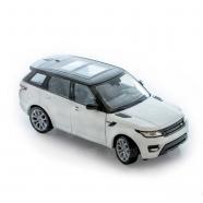 Welly модель машины 1:24 Land Rover Range Rover Sport Костанай, Атырау, Павлодар, Актобе, Петропавловск купить в магазине игрушек LEMUR.KZ