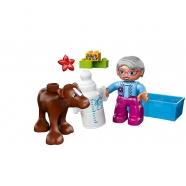LEGO: Теленок Алматы, Астана, Шымкент, Караганда купить в магазине игрушек LEMUR.KZ