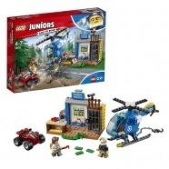 LEGO: Погоня горной полиции Уральск, Жезказган, Кызылорда, Талдыкорган, Экибастуз купить в магазине игрушек LEMUR.KZ