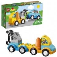 LEGO: Мой первый эвакуатор Усть Каменогорск, Актау, Кокшетау, Семей, Тараз купить в магазине игрушек LEMUR.KZ