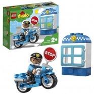 LEGO: Полицейский мотоцикл Костанай, Атырау, Павлодар, Актобе, Петропавловск купить в магазине игрушек LEMUR.KZ
