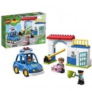 LEGO: Полицейский участок Усть Каменогорск, Актау, Кокшетау, Семей, Тараз купить в магазине игрушек LEMUR.KZ