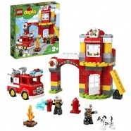 LEGO: Пожарное депо Уральск, Жезказган, Кызылорда, Талдыкорган, Экибастуз купить в магазине игрушек LEMUR.KZ
