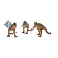 Тираннозавр с двигающейся пастью (в ассорт.), 7х11х19 см Усть Каменогорск, Актау, Кокшетау, Семей, Тараз купить в магазине игрушек LEMUR.KZ