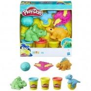 Игровой набор Play-Doh 'Малыши-Динозаврики' Алматы, Астана, Шымкент, Караганда купить в магазине игрушек LEMUR.KZ