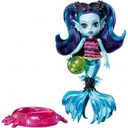 Кукла Monster High Ибби Блю 'Семья Монстров' Уральск, Жезказган, Кызылорда, Талдыкорган, Экибастуз купить в магазине игрушек LEMUR.KZ